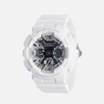 Наручные часы CASIO G-SHOCK GMA-S120MF-7A1 Series S White/Silver фото- 1