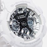 Наручные часы CASIO G-SHOCK GMA-S120MF-7A1 Series S White/Silver фото- 2