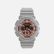 Наручные часы CASIO G-SHOCK GMA-S120MF-8AER Series S Grey/Rose Gold фото- 0
