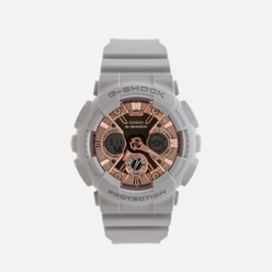 Наручные часы CASIO G-SHOCK GMA-S120MF-8AER Series S Grey/Rose Gold