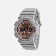 Наручные часы CASIO G-SHOCK GMA-S120MF-8AER Series S Grey/Rose Gold фото- 1