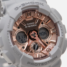 Наручные часы CASIO G-SHOCK GMA-S120MF-8AER Series S Grey/Rose Gold фото- 2