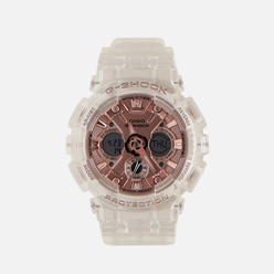 Наручные часы CASIO G-SHOCK GMA-S120SR-7AER S Series Transparent/Rose Gold