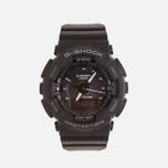Наручные часы CASIO G-SHOCK GMA-S130-1A Series S Black фото- 0