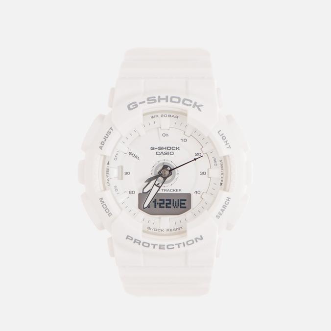 Наручные часы CASIO G-SHOCK GMA-S130-7A Series S White