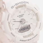 Наручные часы CASIO G-SHOCK GMA-S130-7A Series S White фото- 2
