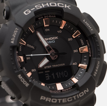 Наручные часы CASIO G-SHOCK GMA-S130PA-1AER S Series Black/Rose Gold фото- 2