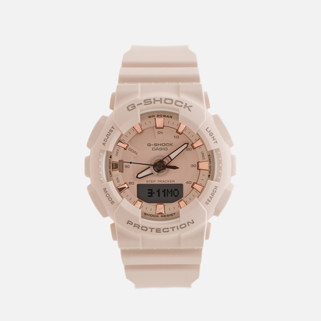 Наручные часы CASIO G-SHOCK GMA-S130PA-4AER S Series Peach/Rose Gold