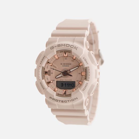 Наручные часы CASIO G-SHOCK GMA-S130PA-4AER S Series Peach/Rose Gold
