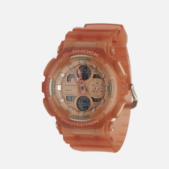 Наручные часы CASIO G-SHOCK GMA-S140NC-5A1ER Brown/Beige