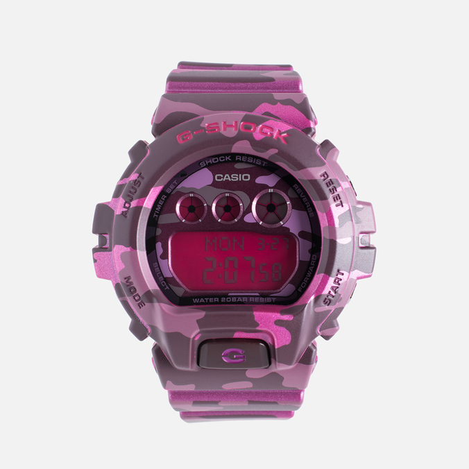 Наручные часы CASIO G-SHOCK GMD-S6900CF-4ER Crimson