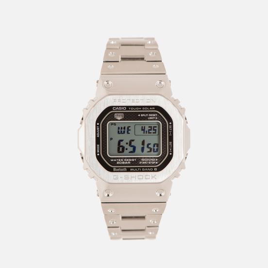 Наручные часы CASIO G-SHOCK GMW-B5000D-1E Baselworld 2018 Silver