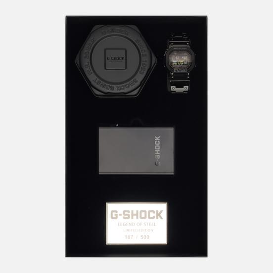 Наручные часы CASIO G-SHOCK GMW-B5000GDLTD-1ER Legend Of Steel Limited Edition Black