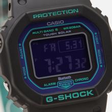 Наручные часы CASIO G-SHOCK GW-B5600BL-1ER 90s Series Black/Purple/Green фото- 2