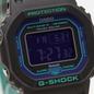 Наручные часы CASIO G-SHOCK GW-B5600BL-1ER 90s Series Black/Purple/Green фото - 2