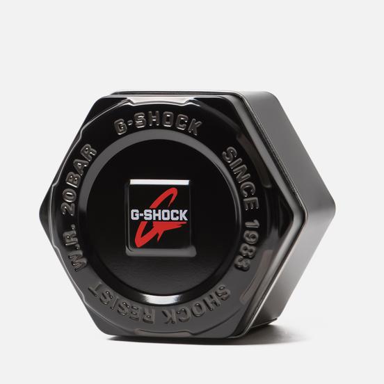 Наручные часы CASIO G-SHOCK GW-B5600BL-1ER 90s Series Black/Purple/Green