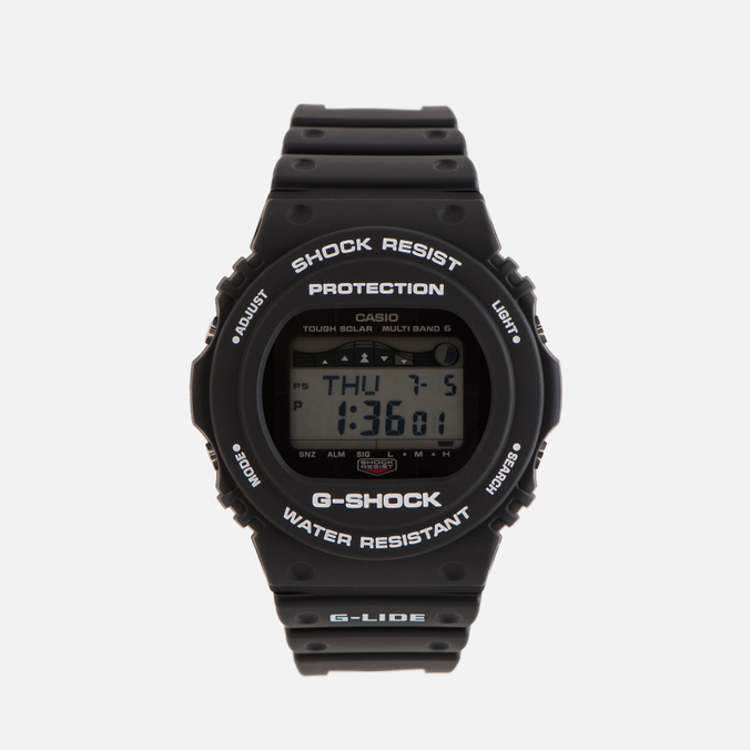 Наручные часы CASIO G-SHOCK GWX-5700CS-1E G-Lide Series Black