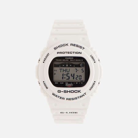 Наручные часы CASIO G-SHOCK GWX-5700CS-7E G-Lide Series White