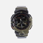 Наручные часы CASIO G-SHOCK x Chari & Co GA-500K-3A Black/Olive фото- 0