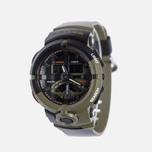 Наручные часы CASIO G-SHOCK x Chari & Co GA-500K-3A Black/Olive фото- 1