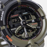 Наручные часы CASIO G-SHOCK x Chari & Co GA-500K-3A Black/Olive фото- 2