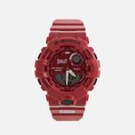 Наручные часы CASIO G-SHOCK x Everlast GBA-800EL-4AER G-SQUAD Red фото- 0