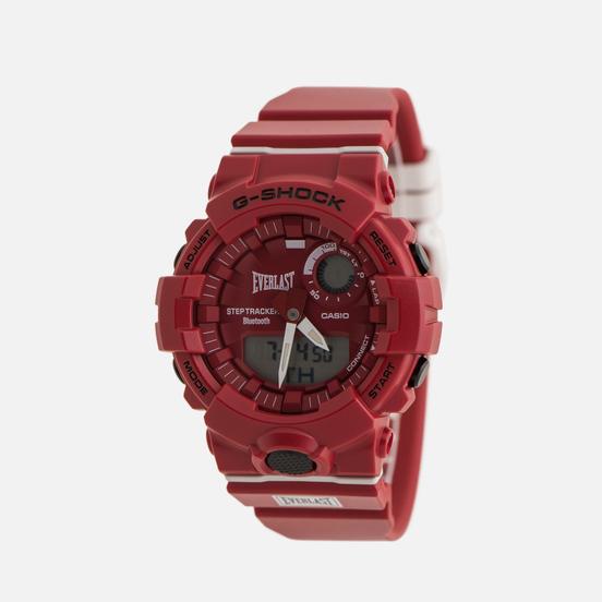 Наручные часы CASIO G-SHOCK x Everlast GBA-800EL-4AER G-SQUAD Red