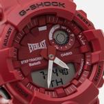 Наручные часы CASIO G-SHOCK x Everlast GBA-800EL-4AER G-SQUAD Red фото- 2