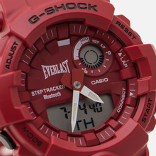 Наручные часы CASIO G-SHOCK x Everlast GBA-800EL-4AER G-SQUAD Red фото- 2