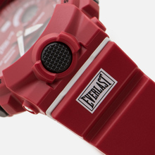 Наручные часы CASIO G-SHOCK x Everlast GBA-800EL-4AER G-SQUAD Red фото- 3