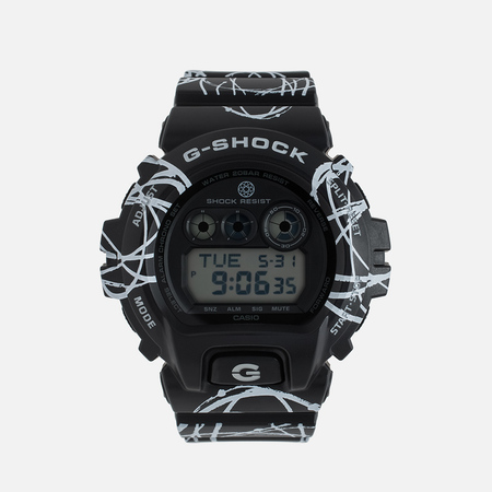 Наручные часы Casio G-SHOCK x Futura GD-X6900FTR-1E Black