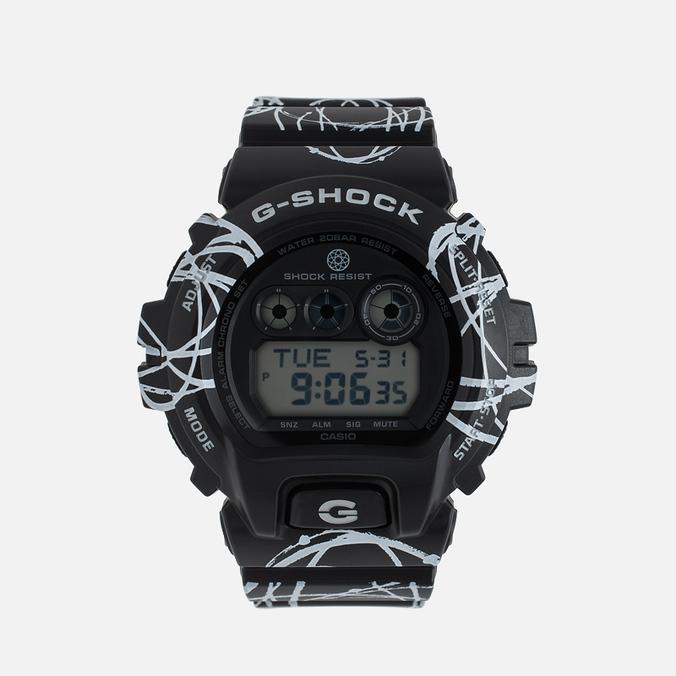 Наручные часы Casio G-SHOCK x Futura GD-X6900FTR-1E Black