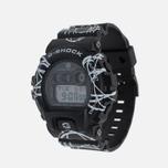 Наручные часы Casio G-SHOCK x Futura GD-X6900FTR-1E Black фото- 1