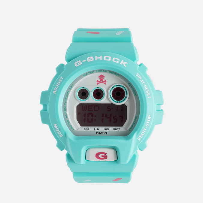 Наручные часы Casio G-SHOCK x Johnny Cupcakes GD-X6900JC-3CR Mint