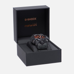 Наручные часы CASIO G-SHOCK x maharishi GWG-1000MH-1A British Bonsai Forest фото- 6