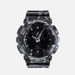 Casio G-SHOCK x Marcelo Burlon GA-100MRB-1A Watch Black photo- 0