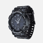 Casio G-SHOCK x Marcelo Burlon GA-100MRB-1A Watch Black photo- 1