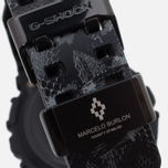 Casio G-SHOCK x Marcelo Burlon GA-100MRB-1A Watch Black photo- 3