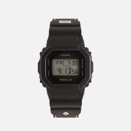 Наручные часы CASIO G-SHOCK x Pigalle DW-5600PGB-1E Black