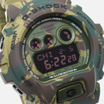 Наручные часы CASIO G-SHOCK GD-X6900MC-3E Camouflage Series Wetland Camo фото- 2