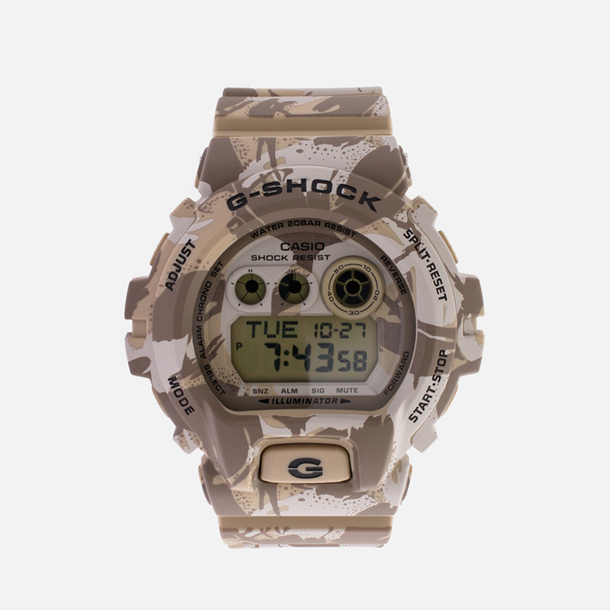 Наручные часы CASIO G-SHOCK GD-X6900MC-5E Camouflage Series Desert Camo