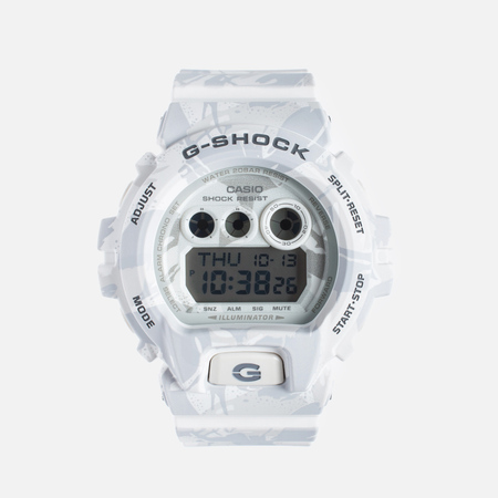 Наручные часы CASIO G-SHOCK GD-X6900MC-7E Camouflage Series Snow Camo
