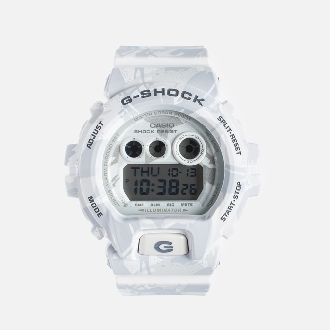 Наручные часы CASIO G-SHOCK GD-X6900MC-7E Camouflage Series Snow Camo