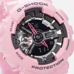 Женские наручные часы CASIO G-SHOCK GMA-S110MP-4A2 Pink фото- 2