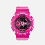 Женские наручные часы CASIO G-SHOCK GMA-S110MP-4A3 Magenta фото- 0