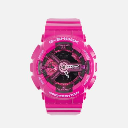 Женские наручные часы CASIO G-SHOCK GMA-S110MP-4A3 Magenta