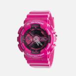 Женские наручные часы CASIO G-SHOCK GMA-S110MP-4A3 Magenta фото- 1