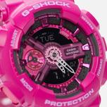 Женские наручные часы CASIO G-SHOCK GMA-S110MP-4A3 Magenta фото- 2