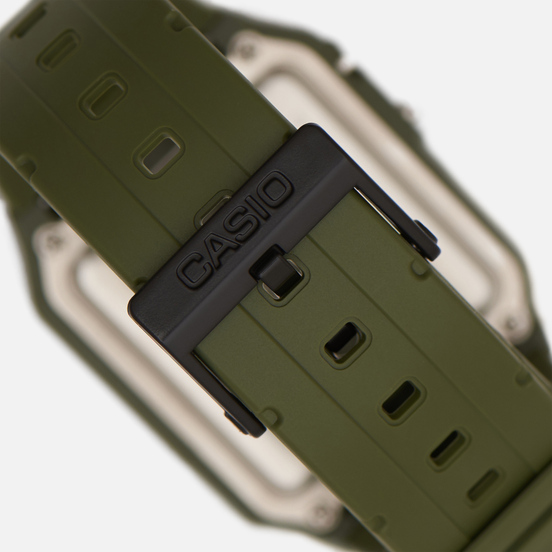 Наручные часы CASIO Vintage CA-53WF-3BEF Green