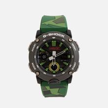 Наручные часы CASIO x Gorillaz G-SHOCK GA-2000GZ-3AER Camo фото- 0